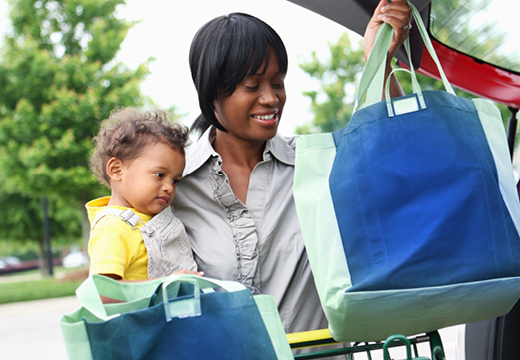 AAA members save more on groceries