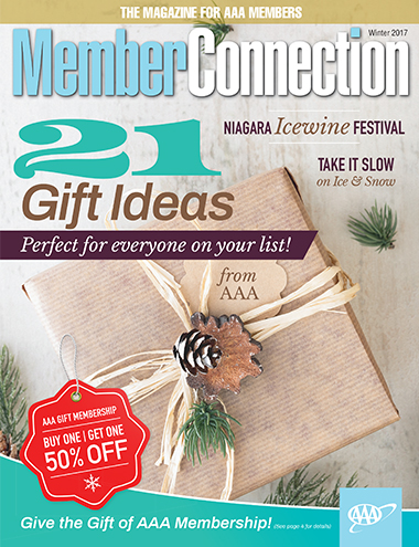 AAA Winter Member Connection Magazine