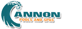 Cannon Pools and Spas logo