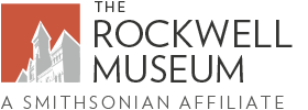 The Rockwell Museum: A Smithsonian Affiliate logo