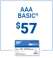 Basic Membership $57 card
