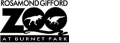 Rosamond Gifford Zoo at Burnet Park Logo