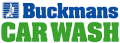 Buckmans Car Wash logo